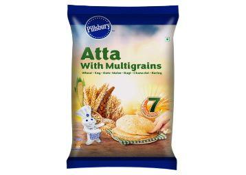 Pillsbury Multi Grain Atta, 5kg At Rs. 277