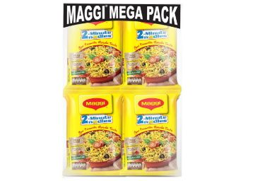 MAGGI 2-Minute Instant Noodles, Masala - 840g (Pack of 12 x 70g Each) At Rs. 125