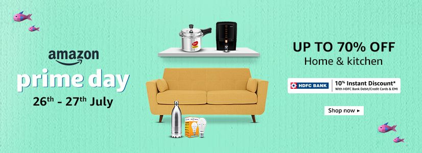Up to 70% off | Home & kitchen | Top Brands | Lowest Price Offer