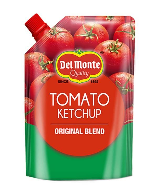 Del Monte Tomato Ketchup Spout Pack, 950g at Just Rs.79