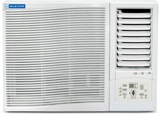 Blue Star 0.75 Ton 3 Star Window AC - White