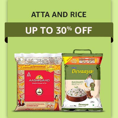 Atta & Rice