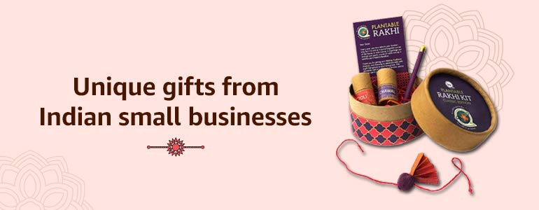 Unique gifts from small businesses
