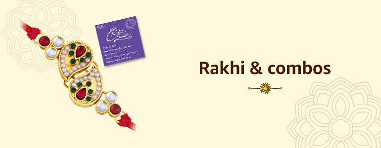 Rakhi & combos