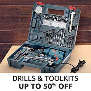 Drills and ToolKits