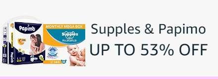 Supplies & Papimo