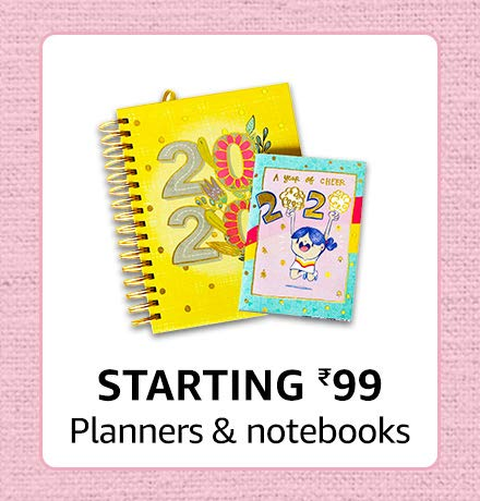 Notebooks- Starting from 99