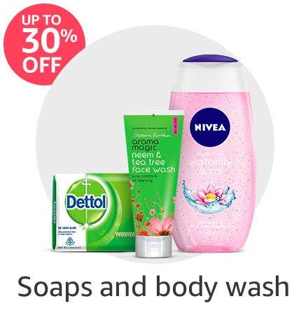 Soaps & bodywash