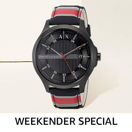 Weekender Special