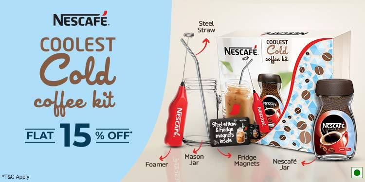Nescafe cold coffee