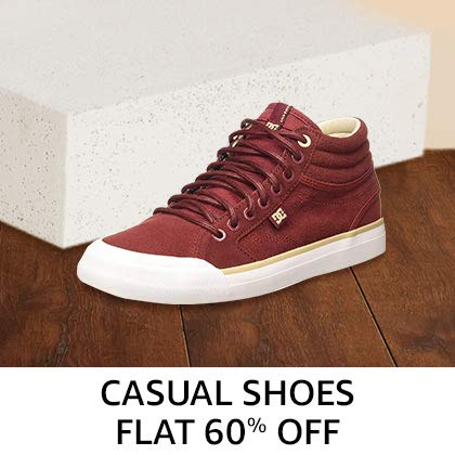 Women's Casual shoes Flat 60% Off