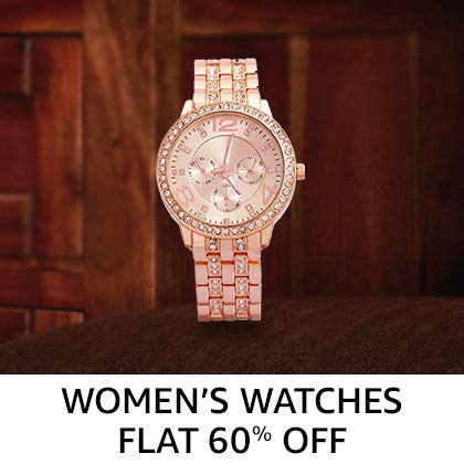 watches Flat 60% Off
