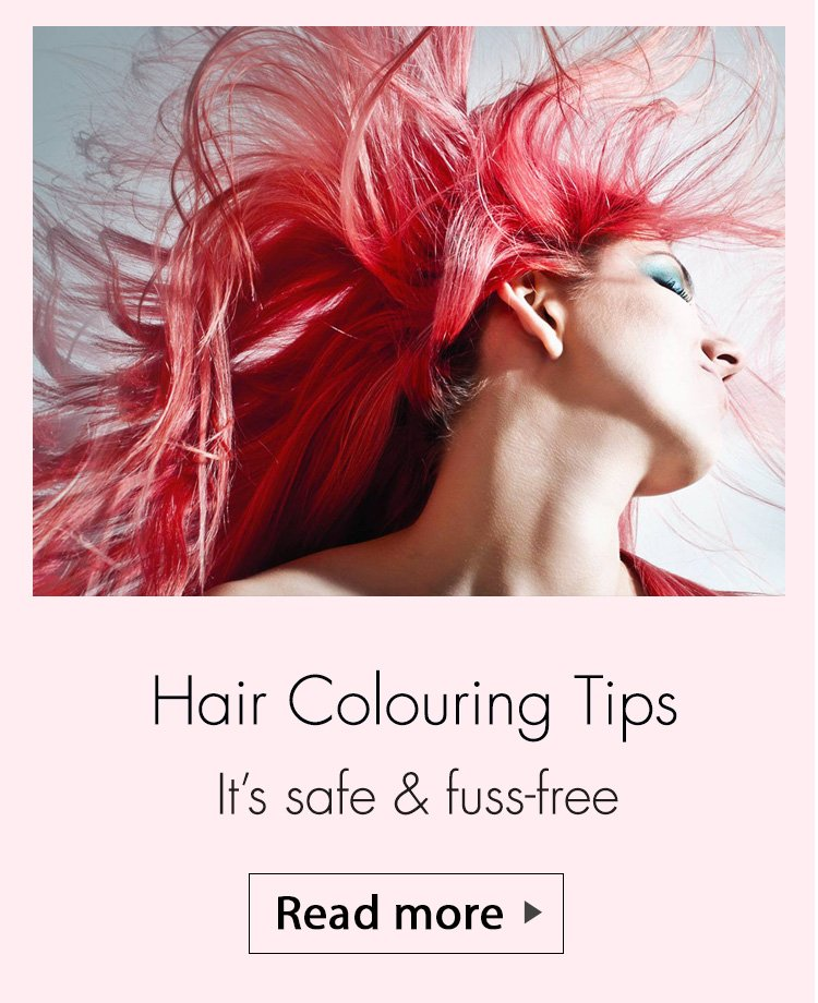 hair colorng tips, color your hair according to your skin tone