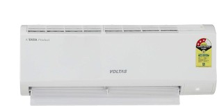 Voltas 0.8 Ton 3 Star Split AC - White