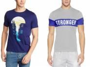 Budget Buys - Colt Men T-Shirts Starting Rs. 122 + FREE Shipping