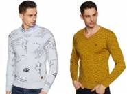 Minimum 55% off on Top Brands Winter Fashion From Rs. 499