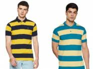 Grab Now - Ruggers Polo T-shirts From Just Rs. 164
