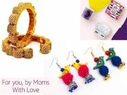 Home Made Finds: Clothing, Bags, Jewellery Up To 70% Off or More