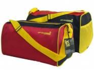 Flat 83% Off: Mufubu Pack of 2 Duffle Gym Bag 20 LTR Each