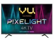 Vu Pixelight (50 inch) Ultra HD (4K) Smart TV at Rs. 23499 + 3% dealCorner cashback