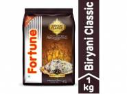 [ Up To 9 Units ] Fortune Biryani Classic Basmati 1kg at Rs. 110