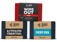 Beardo Ultimate Soap Combo [ Pack Of 3 ] At Just Rs. 86 Each + Free Shipping