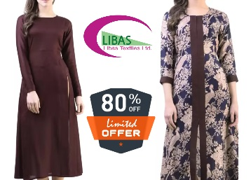 07a0b40239e355 Flat 80% Off on Libas Women s Clothing starts from Rs.174 at ...