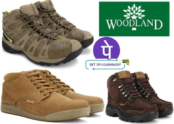 54b84ddac861 Best Sellre- Min. 40% off on Woodland Footwears + Free Shipping at ...