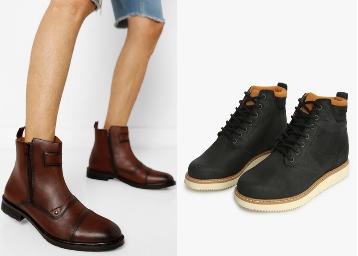 4c23e7e373d AJIO Footwear Sale - Men's Footwear Up to 75% Off on Famous Brands + ...