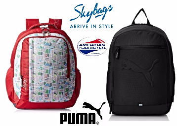42ba0f3becc Upcoming   Blockbuster Deals On Luggages   Backpacks  Get Up to 80% ...