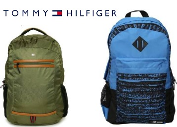 cb324aa46f0 Tommy Hilfiger Backpacks at Min. 50% OFF, starts at Rs. 450 at ...