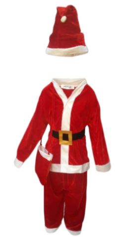3a8cb47b4700a Kaku Fancy Dresses Santa Clause Costume at Flat 100% Cashback at ...